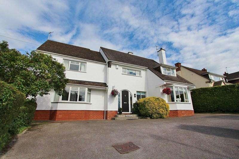5 Bedrooms Detached House for sale in Wellsway, Keynsham, Bristol