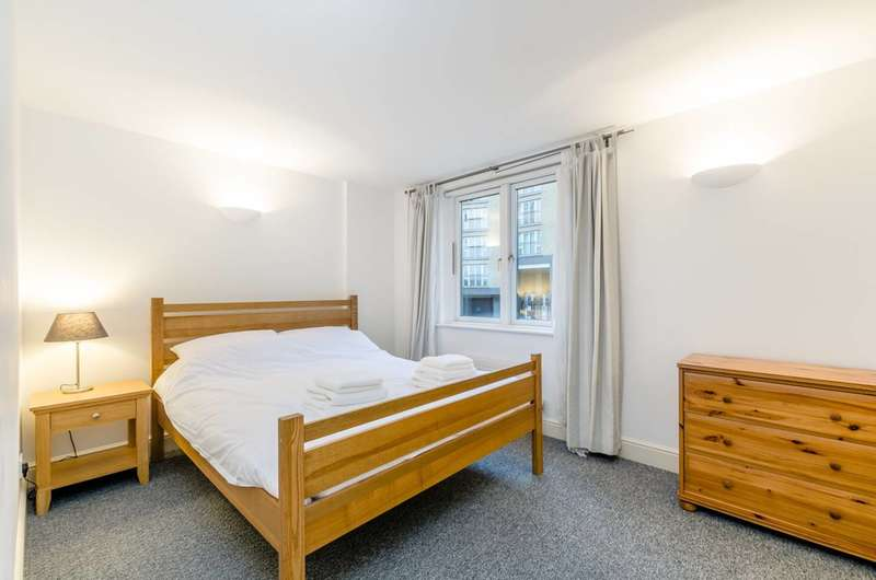 2 Bedrooms Flat for sale in Pierpoint Building, Canary Wharf, E14