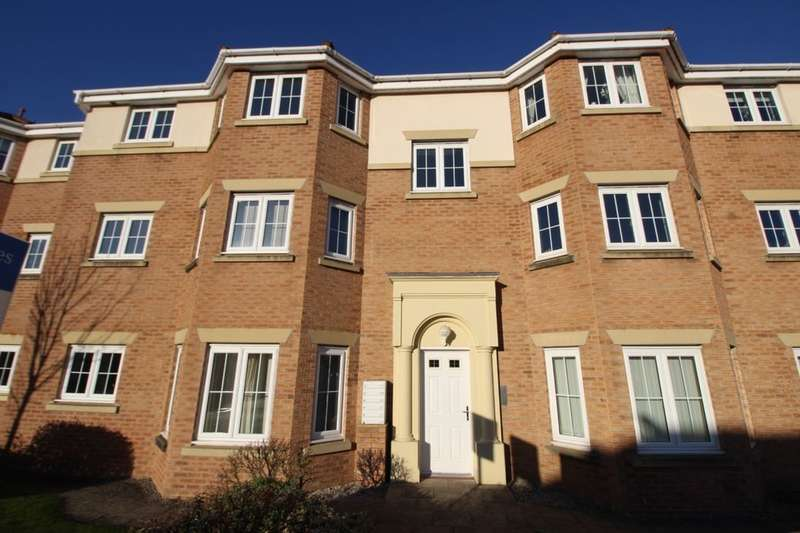 2 Bedrooms Flat for sale in Watermans Walk, Carlisle, CA1
