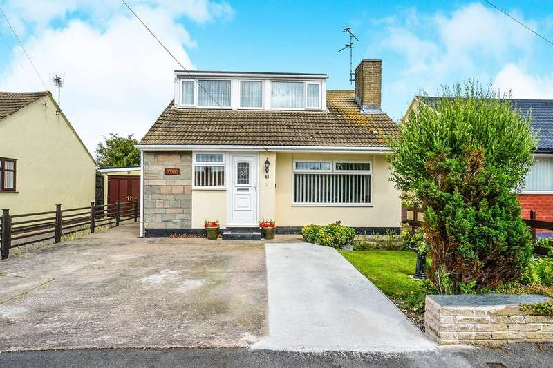 3 Bedrooms Detached Bungalow for sale in Windsor Grove, Kinmel Bay, Rhyl, LL18