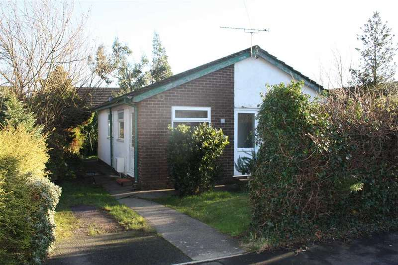 2 Bedrooms Detached Bungalow for sale in Lon Isaf, Menai Bridge