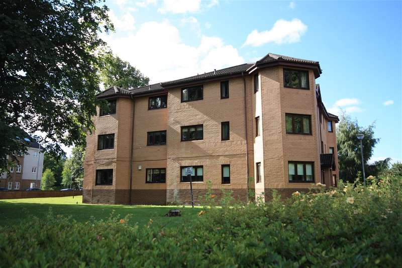 2 Bedrooms Flat for rent in Loancroft Gate, Uddingston, Glasgow