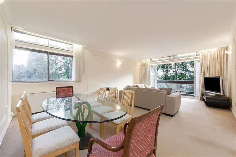 3 Bedrooms Flat for sale in Marlett Lodge, Hampstead, London