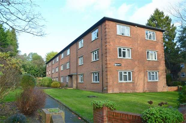 2 Bedrooms Flat for sale in Western Road, Poole, Dorset