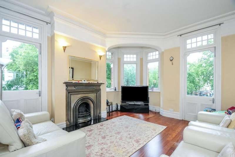 4 Bedrooms Flat for sale in Brook Green, Brook Green