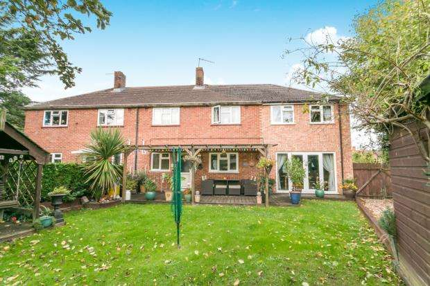 4 Bedrooms Semi Detached House for sale in Old Basing, Basingstoke, Hampshire