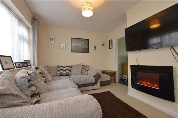 3 Bedrooms Terraced House for sale in Cotman Close, ABINGDON, Oxfordshire, OX14 5NH