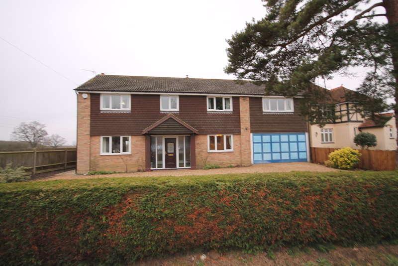 5 Bedrooms Detached House for sale in Ravensden Road, Renhold, MK41