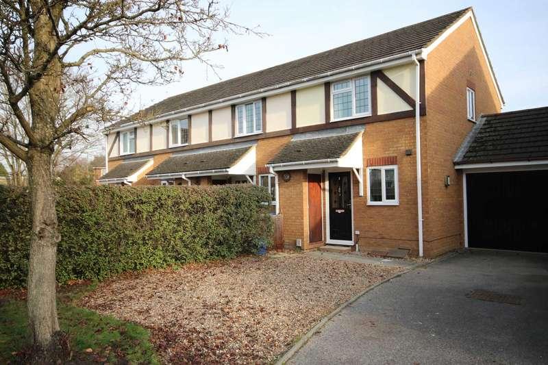 2 Bedrooms End Of Terrace House for rent in Ferndown Gardens, Farnborough