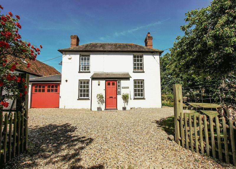 4 Bedrooms Detached House for sale in East Hanney