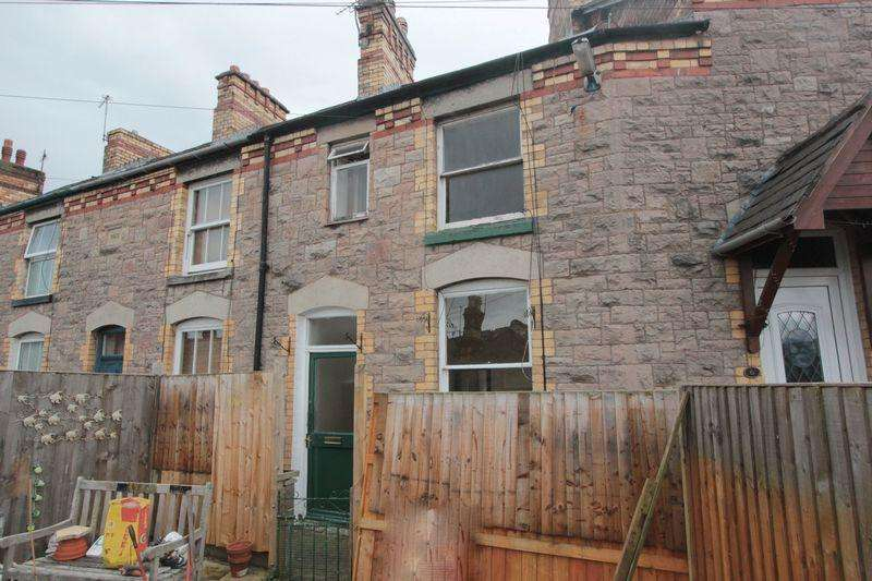 2 Bedrooms Terraced House for sale in Brynffynnon Terrace, Denbigh
