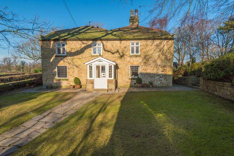 5 Bedrooms Detached House for sale in Bay Horse, Lancaster