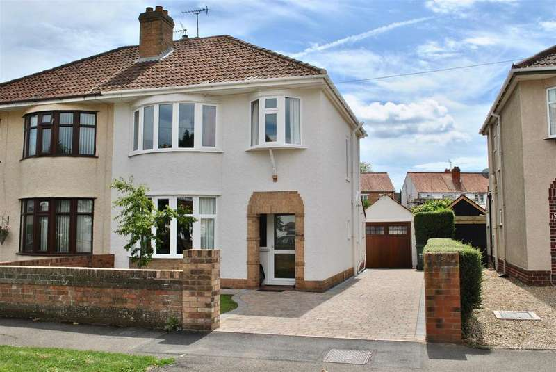 3 Bedrooms Semi Detached House for sale in Mountfields Road