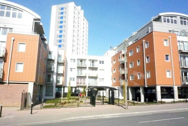 2 Bedrooms Apartment Flat for rent in Wolsey Street, Ipswich