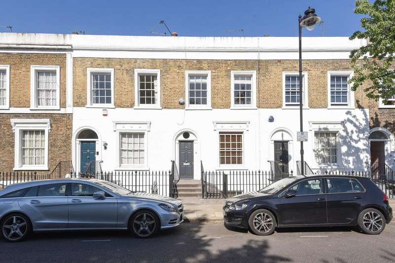 3 Bedrooms Terraced House for sale in Matilda Street, Islington