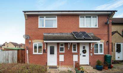 2 Bedrooms Semi Detached House for sale in Martock, Somerset, .