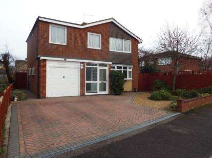 4 Bedrooms Detached House for sale in Stubbington, Fareham, Hampshire