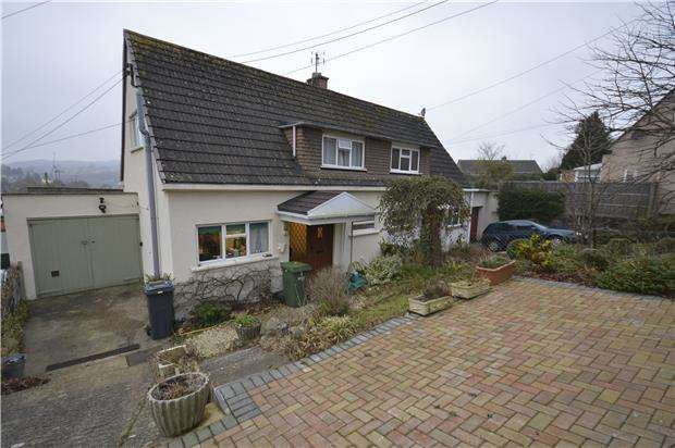 2 Bedrooms Semi Detached House for rent in Kingscourt Lane, STROUD, Gloucestershire, GL5