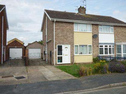 3 Bedrooms Semi Detached House for sale in Lurgan Close, Lincoln, Lincolnshire