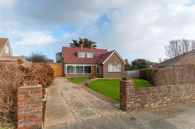 3 Bedrooms House for sale in Kings Ride, Seaford, East Sussex, BN25 2LN
