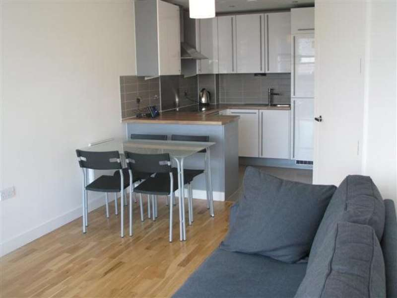 1 Bedroom Flat for rent in Eden Square West , 12 Cheapside,