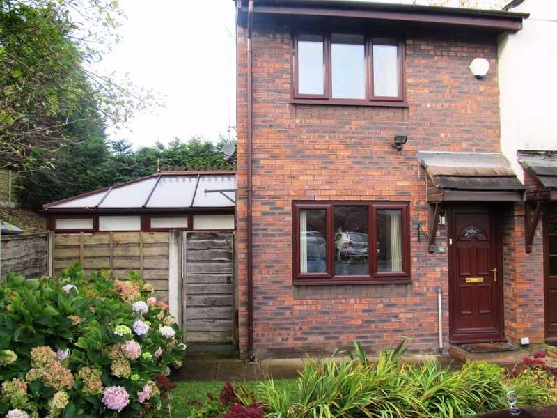 2 Bedrooms Semi Detached House for sale in Watkins Drive, Prestwich, Manchester, M25