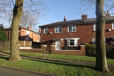3 Bedrooms Semi Detached House for rent in Houghton Avenue; Oldham; OL8