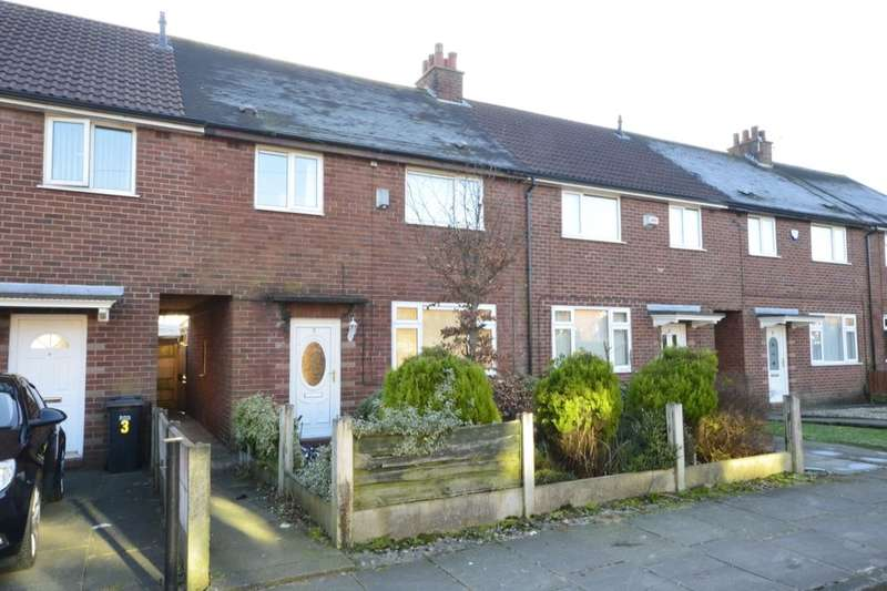 3 Bedrooms Property for sale in Hawes Avenue, Farnworth, Bolton, BL4