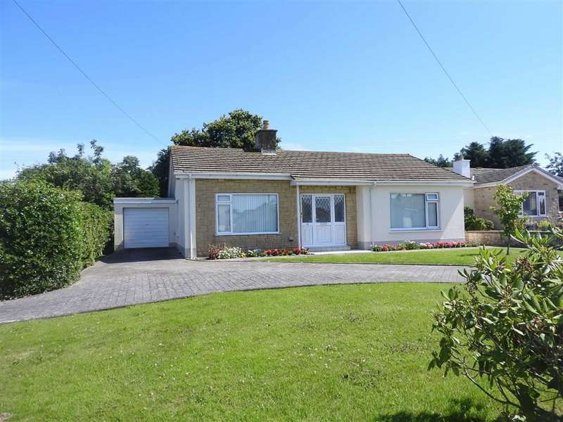 2 Bedrooms Detached Bungalow for sale in Maes Y Coed, Cardigan
