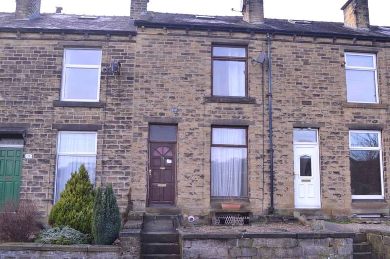 2 Bedrooms Terraced House for sale in Lindley Street, Milnsbridge, Huddersfield, HD3