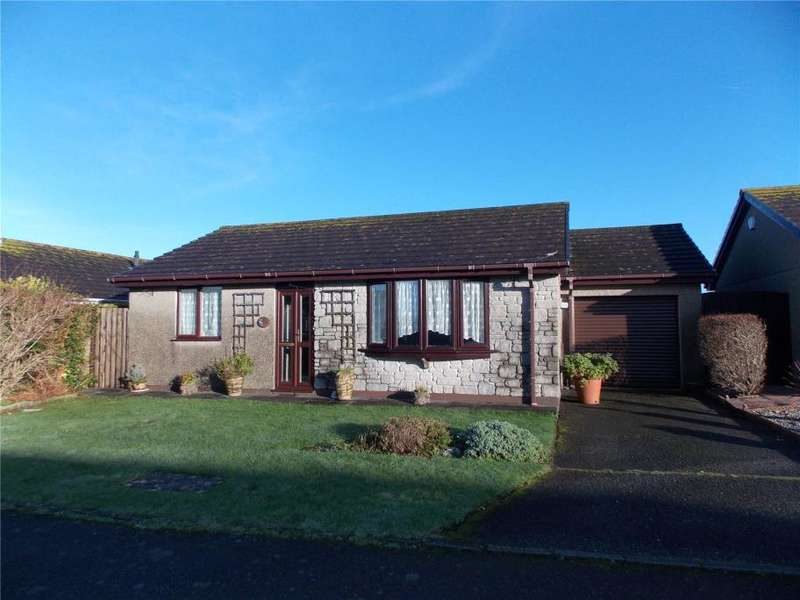 2 Bedrooms Detached Bungalow for sale in Albertus Road, Hayle