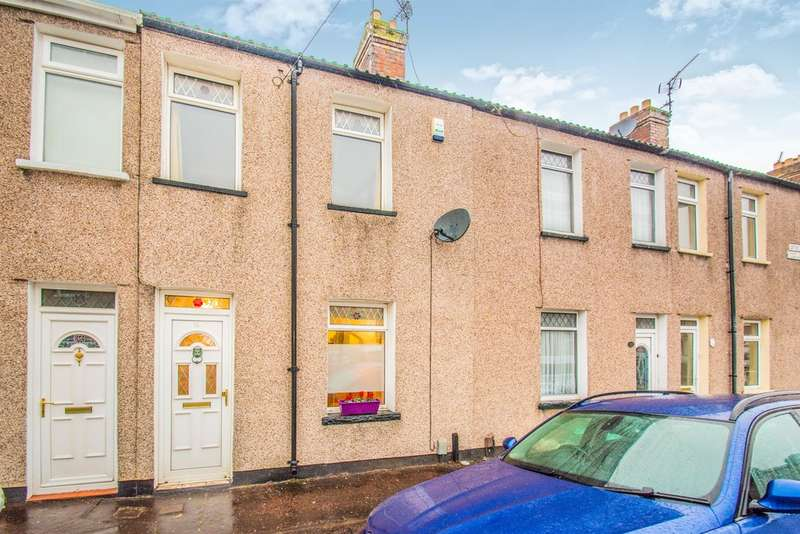 2 Bedrooms Terraced House for sale in Loftus Street, Cardiff
