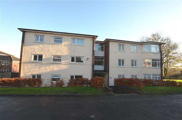 2 Bedrooms Apartment Flat for sale in Wedgwood Street, Wolstanton, Newcastle-under-Lyme