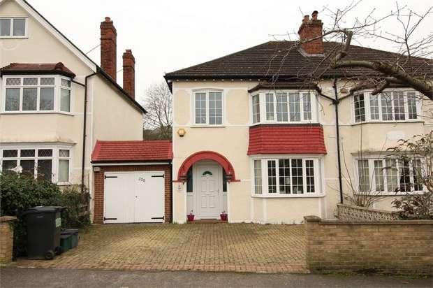 3 Bedrooms Semi Detached House for sale in Virginia Road, Thornton Heath, Surrey