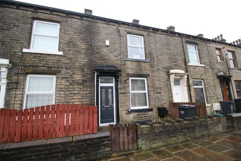 2 Bedrooms Terraced House for sale in Blackwood Grove, Halifax, HX1