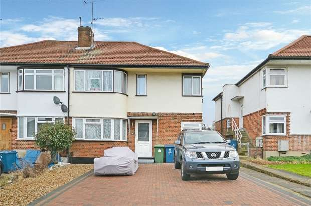 2 Bedrooms Flat for sale in Shaftesbury Avenue, South Harrow, HARROW, Middlesex