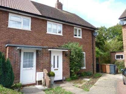 3 Bedrooms Semi Detached House for sale in Greydells Road, Stevenage, Hertfordshire, England