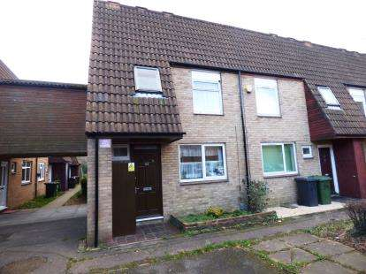 3 Bedrooms End Of Terrace House for sale in Paynels, Orton Goldhay, Peterborough, Cambridgeshire