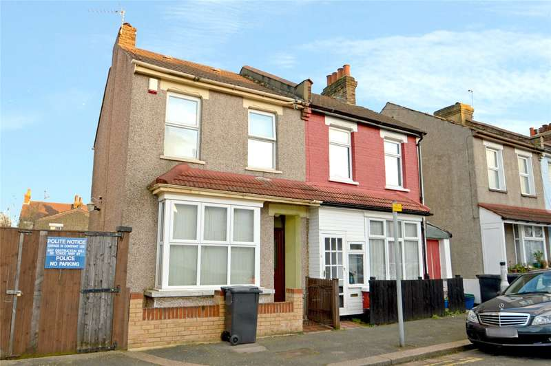 2 Bedrooms End Of Terrace House for sale in Broadway Avenue, Croydon
