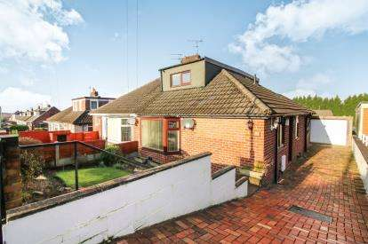 3 Bedrooms Bungalow for sale in Brantwood Avenue, Redcap, Blackburn, Lancashire, BB1