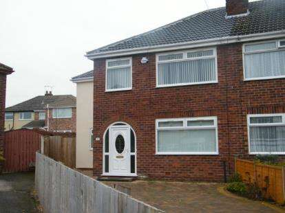 4 Bedrooms Semi Detached House for sale in Alexander Drive, Maghull, Liverpool, Merseyside, L31
