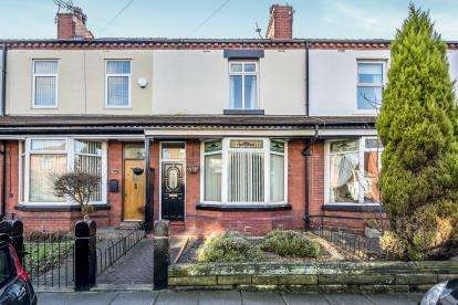 3 Bedrooms Terraced House for sale in Pit Lane, Widnes, Tbc, WA8