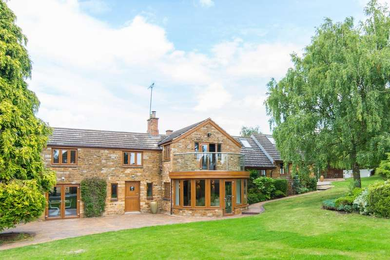 5 Bedrooms House for sale in Griffin Road, Braybrooke, Market Harborough