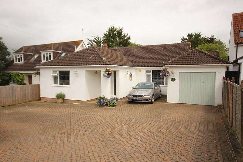4 Bedrooms Detached Bungalow for sale in Rodney Road, Saltford, Bristol
