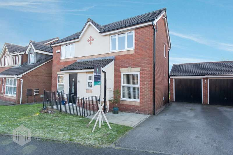 3 Bedrooms Detached House for sale in Butterwick Fields, Horwich, Bolton, BL6