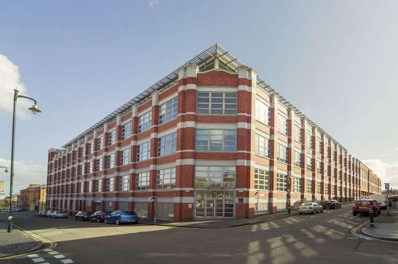 2 Bedrooms Flat for rent in New Hampton Lofts, Great Hampton Street, BIRMINGHAM