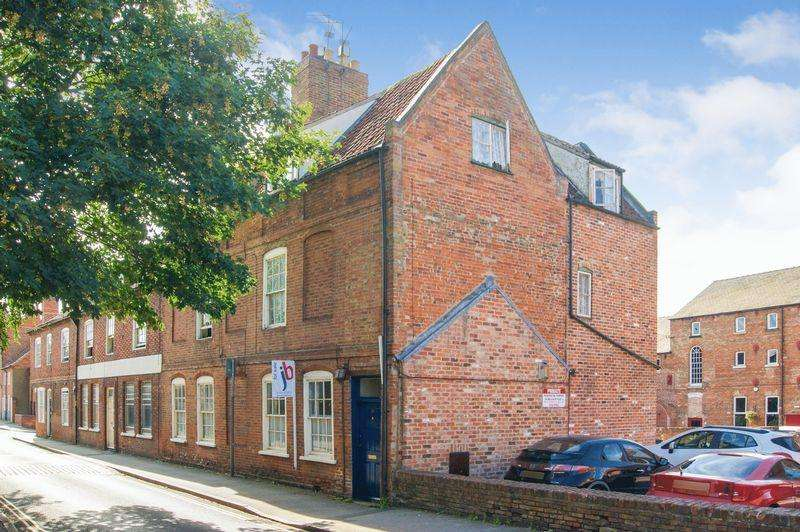 2 Bedrooms Apartment Flat for sale in Mill Gate, Newark