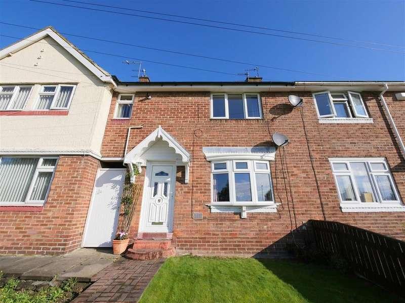 2 Bedrooms Terraced House for sale in Gleneagles Road, Grindon, Sunderland