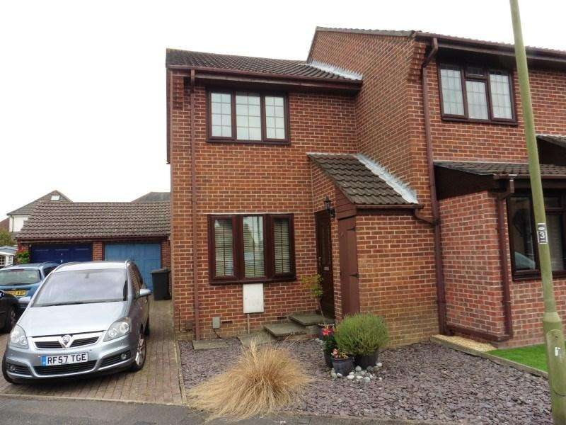 2 Bedrooms Semi Detached House for sale in Charles Gardens, Ensbury Park, Bournemouth