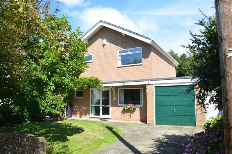 3 Bedrooms Detached House for sale in Dale Hey, Hooton, CH66